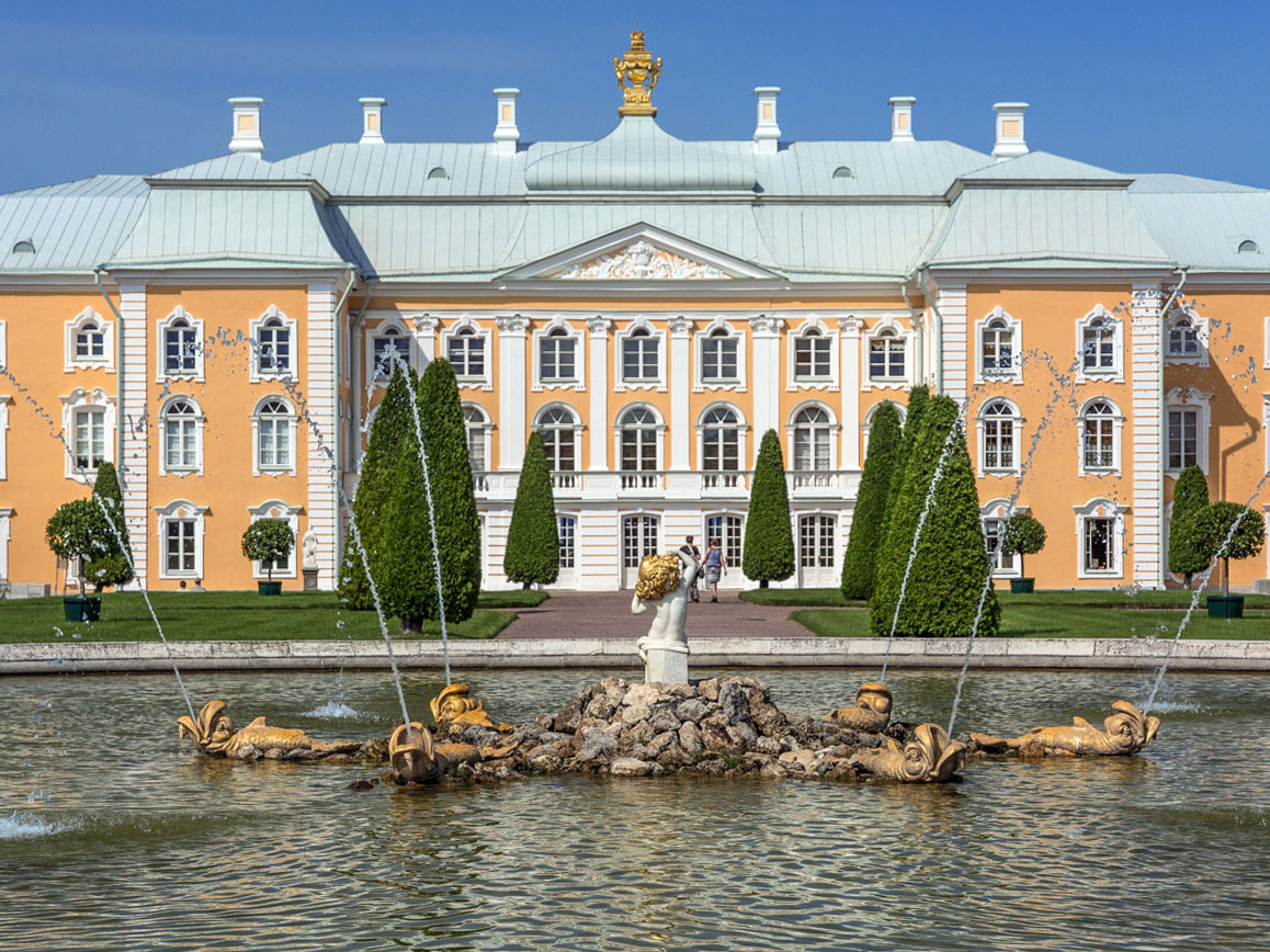 Welcome to the 5-day tour «Imperial residence» in Peterhof!