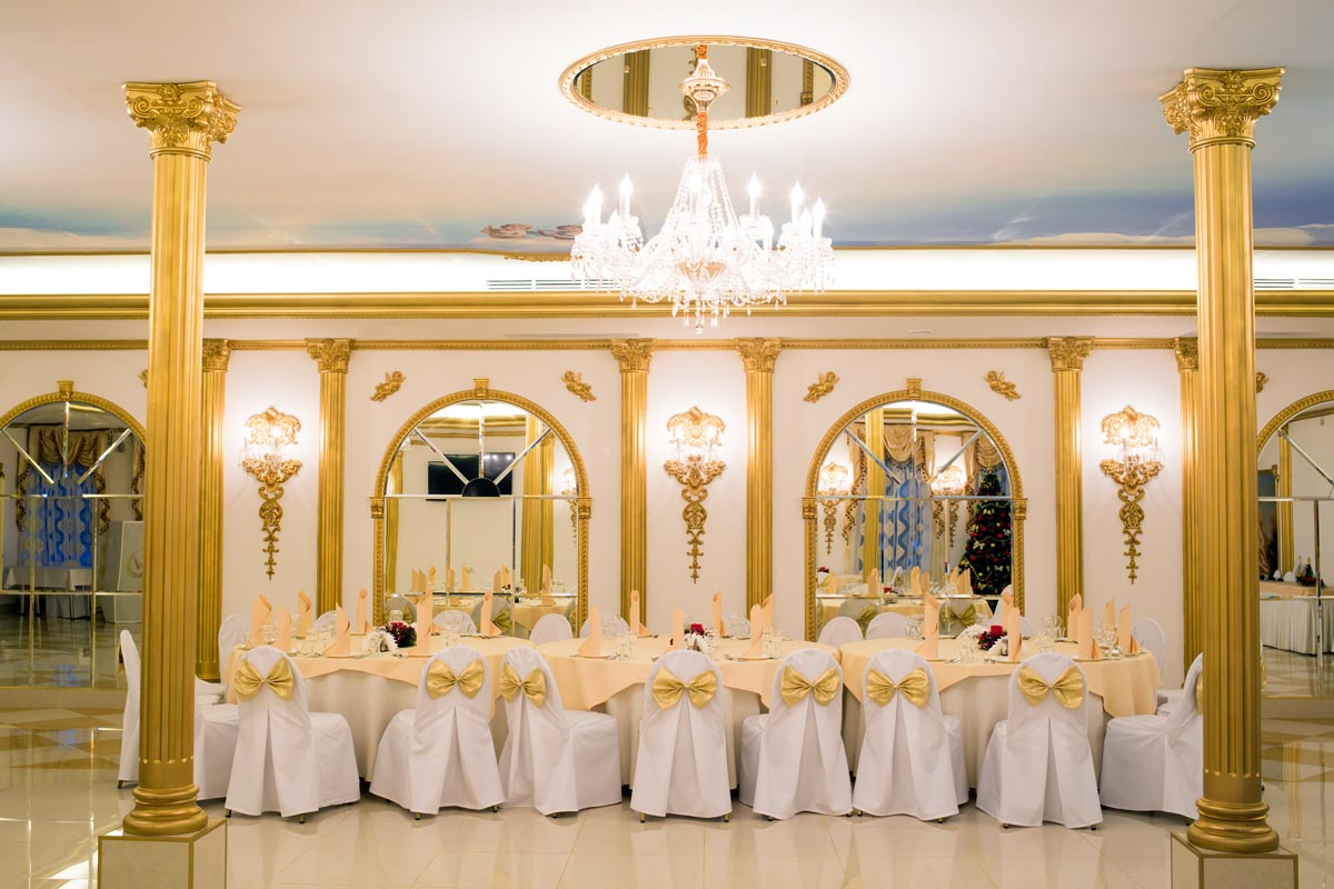 Banquet hall Royal