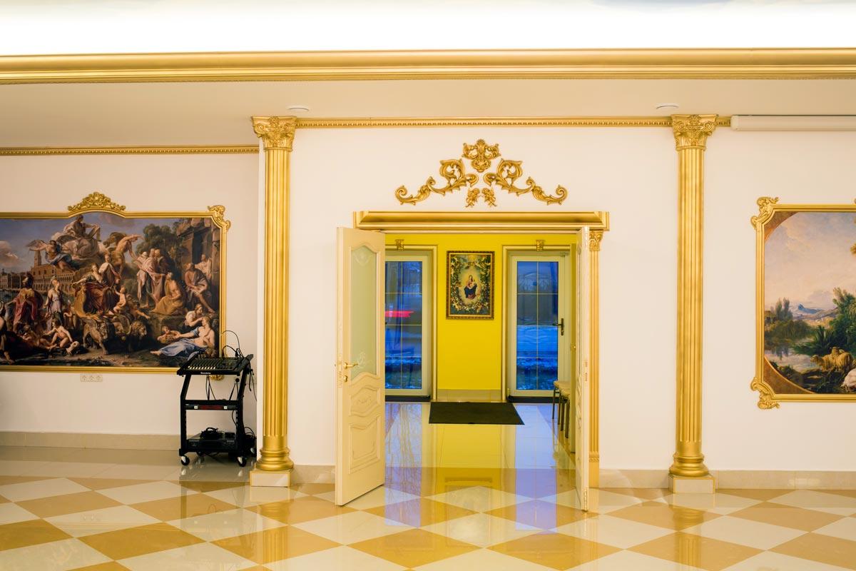 Банкетный зал Царский